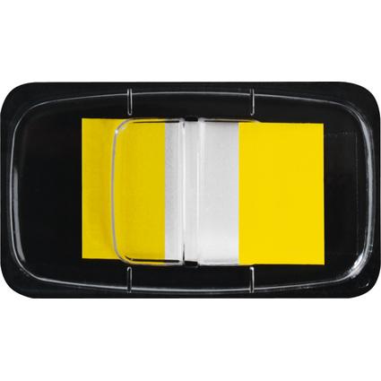 "sigel Haftstreifen ""Z-Marker"" Film Color-Tip, gelb, 50 Blatt"