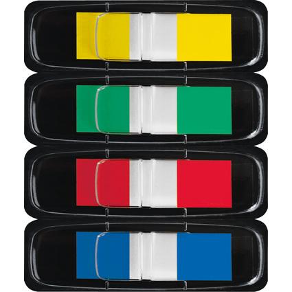"""sigel Haftstreifen """"Z-Marker"""" Film Mini Color-Tip, sortiert"""