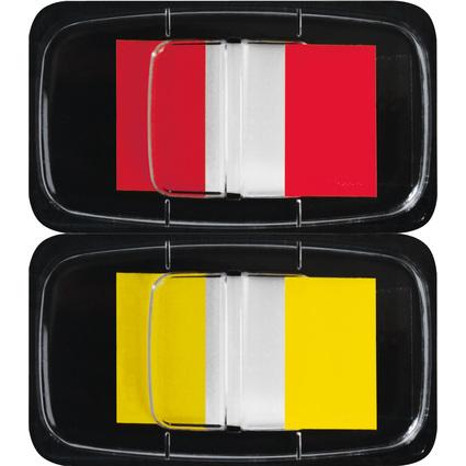 """sigel Haftstreifen """"Z-Marker"""" Color-Tip, 2er Pack, sortiert"""