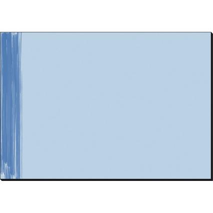 """sigel Papier-Schreibunterlage """"Blue Emotion"""", 595 x 410 mm"""