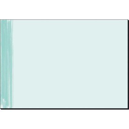 """sigel Papier-Schreibunterlage """"Mint Balance"""", 595 x 410 mm"""