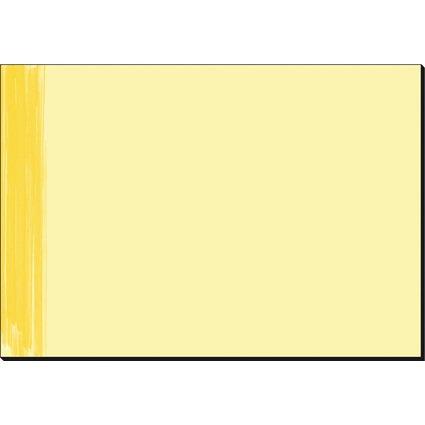 """sigel Papier-Schreibunterlage """"Vanilla Sky"""", 595 x 410 mm"""