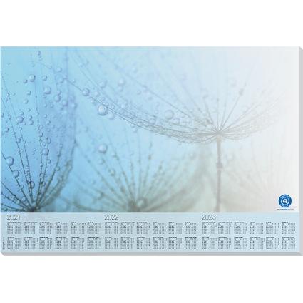 "sigel Papier-Schreibunterlage Recycling ""Drops"", 595 x 410mm"