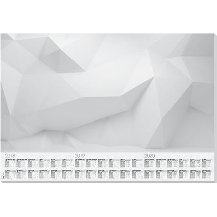"""sigel Papier-Schreibunterlage """"Wall"""", 595 x 410 mm"""