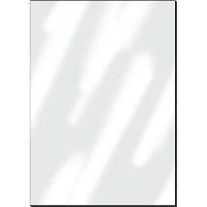 sigel Schwarz/Weiß Kopier-Folie, DIN A4, transparent, 100 my