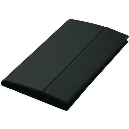 sigel Visitenkarten-Sammler, schwarz, matt