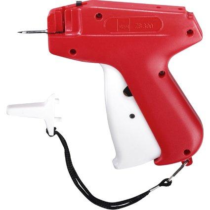 sigel Anschießpistole zur Warenkennzeichnung, rot/weiß
