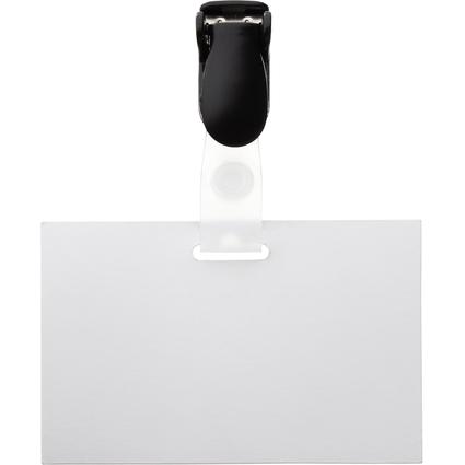 "sigel Namensschilder 3C ""OneDay OneWay"", 90 x 64 mm"