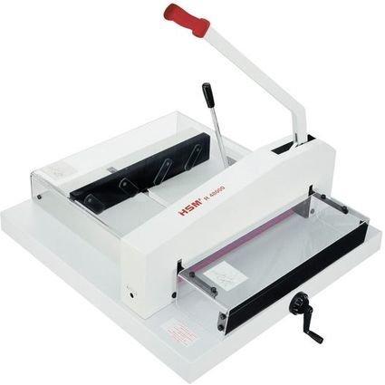 HSM Stapel-Schneidemaschine R 48000, DIN A3/A2 quer