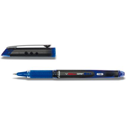 PILOT Tintenroller V-BALL Grip 10, blau