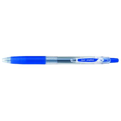 PILOT Gelschreiber POP'LOL, blau, Strichstärke: 0,4 mm