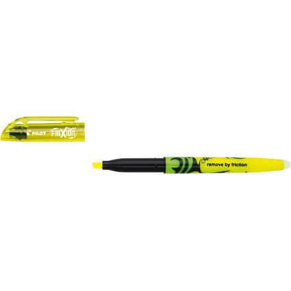 PILOT Textmarker FRIXION light, gelb, Strichstärke: 3,8 mm