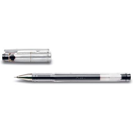 PILOT Gelschreiber G-TEC-C4, schwarz, Strichstärke: 0,2 mm