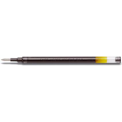 PILOT Gelschreiber-Ersatzmine BLS G2 07, Strichfarbe:schwarz