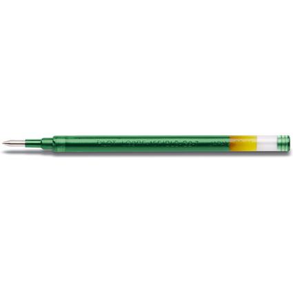PILOT Gelschreiber-Ersatzmine BLS G2 07, grün