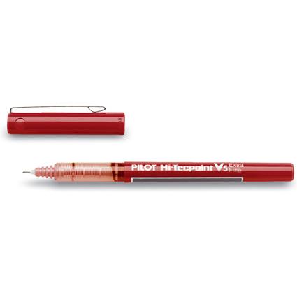 PILOT Tintenroller Hi-Tecpoint V5, rot