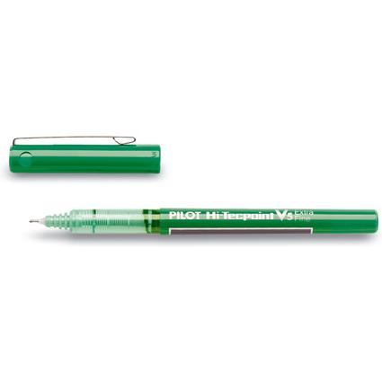 PILOT Tintenroller Hi-Tecpoint V5, grün