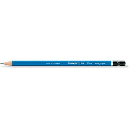 STAEDTLER Bleistift Mars Lumograph, Härtegrad: 5H