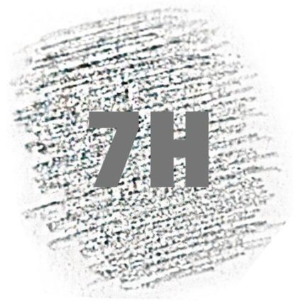 STAEDTLER Bleistift Mars Lumograph, Härtegrad: 7H