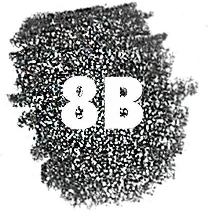 STAEDTLER Bleistift Mars Lumograph, Härtegrad: 8B