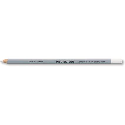 STAEDTLER Lumocolor non-permanent omnichrom 108, weiß
