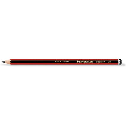 STAEDTLER Bleistift tradition 110, Härtegrad: 3B