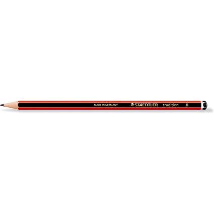 STAEDTLER Bleistift tradition 110, Härtegrad: B