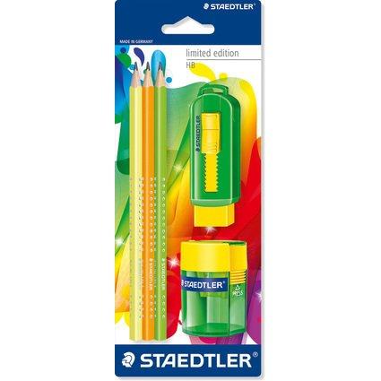 """STAEDTLER Bleistift, Radierer & Spitzer """"Limited Edition"""""""