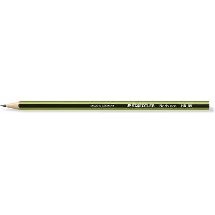 STAEDTLER Bleistift Noris eco WOPEX, Härtegrad: HB