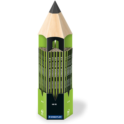 STAEDTLER Bleistift Noris eco WOPEX, 90er Display