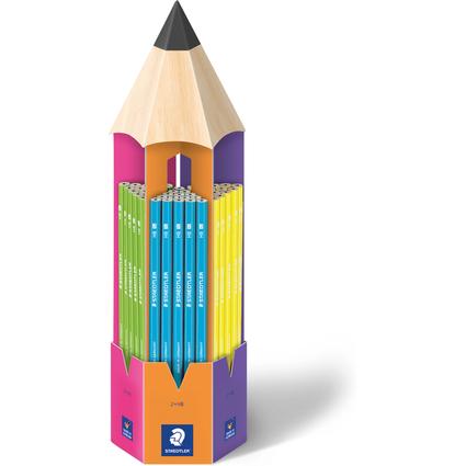 STAEDTLER Bleistift Neon, 90er Turmdisplay