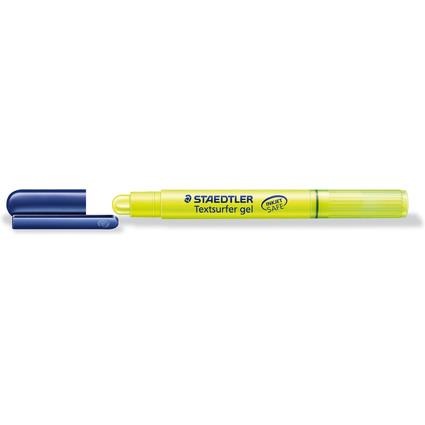 """STAEDTLER Textmarker """"Textsurfer gel"""", gelb"""