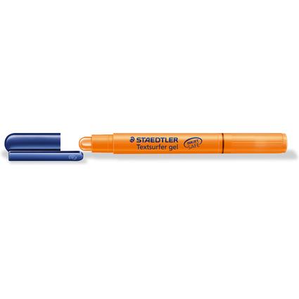 """STAEDTLER Textmarker """"Textsurfer gel"""", orange"""