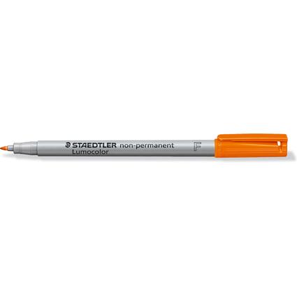 STAEDTLER Lumocolor NonPermanent-Marker 316F, orange