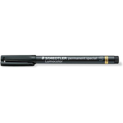 STAEDTLER Lumocolor Permanent-Marker special 319S, schwarz
