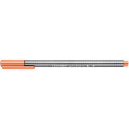 STAEDTLER Fineliner triplus, lachs, Strichstärke: 0,3 mm