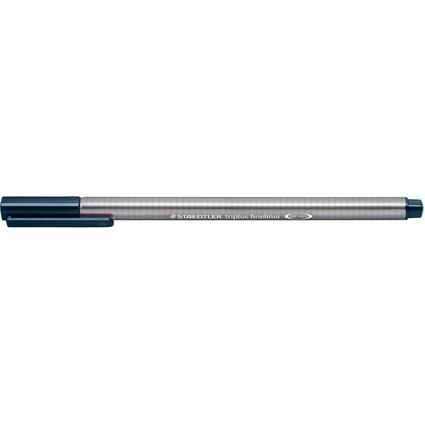STAEDTLER Fineliner triplus, indigo, Strichstärke: 0,3 mm