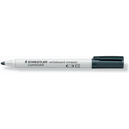 STAEDTLER Lumocolor Whiteboard-Marker compact 341, schwarz