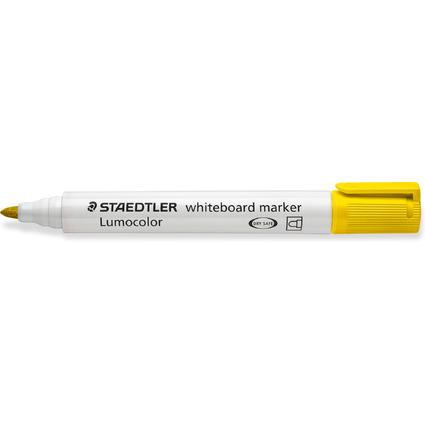 STAEDTLER Lumocolor Whiteboard-Marker 351, gelb