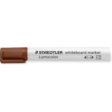 STAEDTLER Lumocolor Whiteboard-Marker 351, braun