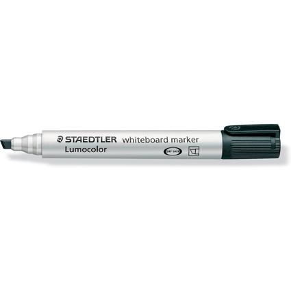 STAEDTLER Lumocolor Whiteboard-Marker 351B, schwarz