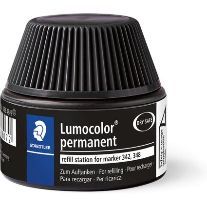 STAEDTLER Lumocolor Refill Station 488 48, schwarz