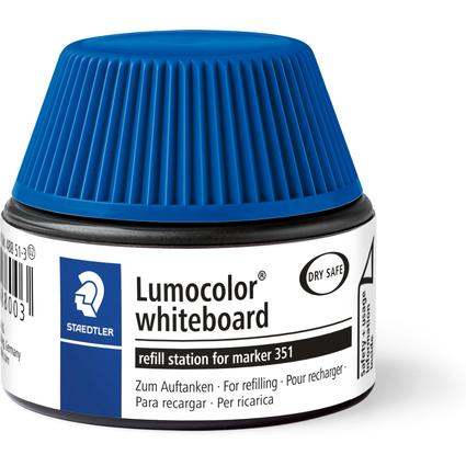 STAEDTLER Lumocolor Refill-Station 488 51, blau
