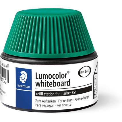 STAEDTLER Lumocolor Refill-Station 488 51, grün