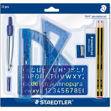 STAEDTLER Geometrie-Starter-Set Noris Geo