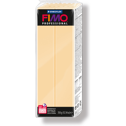 FIMO PROFESSIONAL Modelliermasse, champagner, 350 g