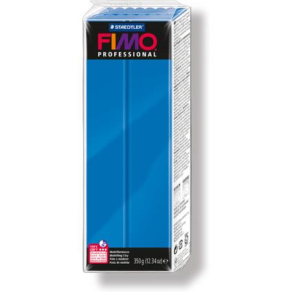 FIMO PROFESSIONAL Modelliermasse, echtblau, 350 g