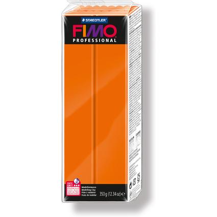 FIMO PROFESSIONAL Modelliermasse, ofenhärtend, orange, 350 g