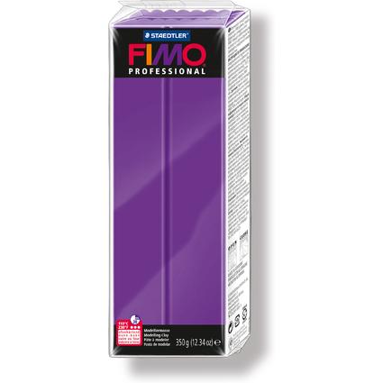 FIMO PROFESSIONAL Modelliermasse, ofenhärtend, lila, 350 g