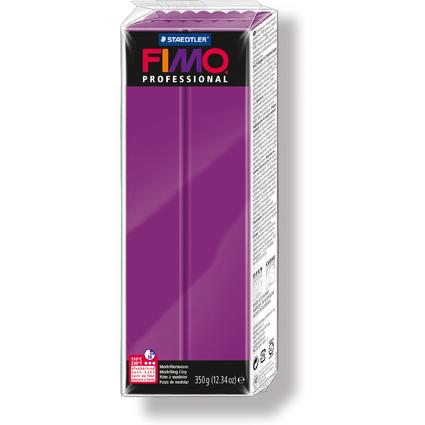 FIMO PROFESSIONAL Modelliermasse, violett, 350 g